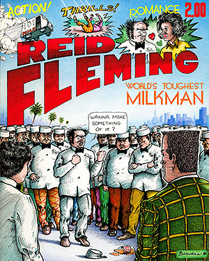 Reid Fleming #1 by David Boswell