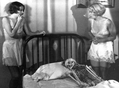 Ivan with Stanwyck and Blondell